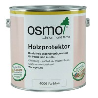 OSMO Wood Protektor Clear 4006