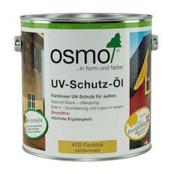 410 Farblos UV-Schutzoel ohne Filmschutz