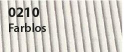 0210-Farblos