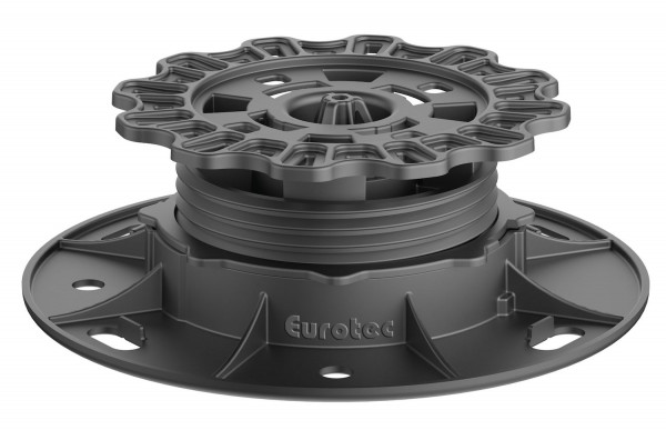 Eurotec Verstellfuß PRO S 3,0 - 5,3 cm