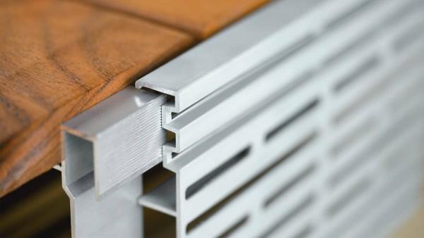 RELO VH Ventilationsprofil-Halter