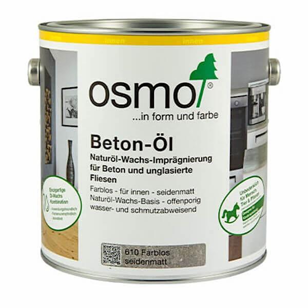 OSMO Beton-Öl 610 Farblos
