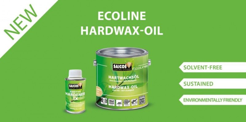 SAICOS Ecoline Hardwax-Oil Zero
